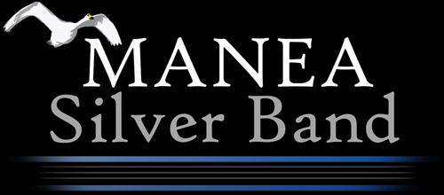 Manea Silver Band logo